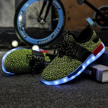 LED Shoes APP Control Kid Yeezy Light Up Leisure Casualnmd Superstar Shoes Sneaker Flat Colorful Tenis Led Unisex Hot Fashion(China (Mainland))