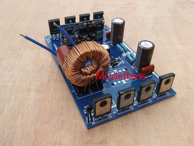 Free Shipping 1000W Pure Sine Wave Inverter Power Board Post Sine Wave Amplifier Board DIY kit(Hong Kong)