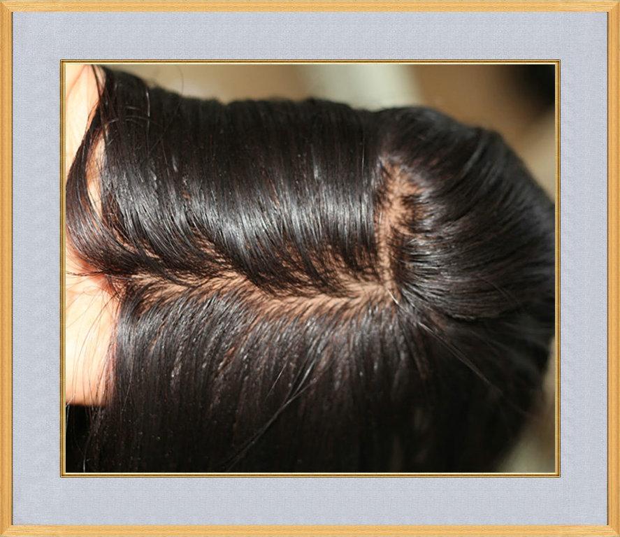UPS 6A Unprocessed Peruvian Virgin Straight Hair Natural Color Silk Base Top Closure 4*4 inch Hidden Knots Sale - Fashion Store store