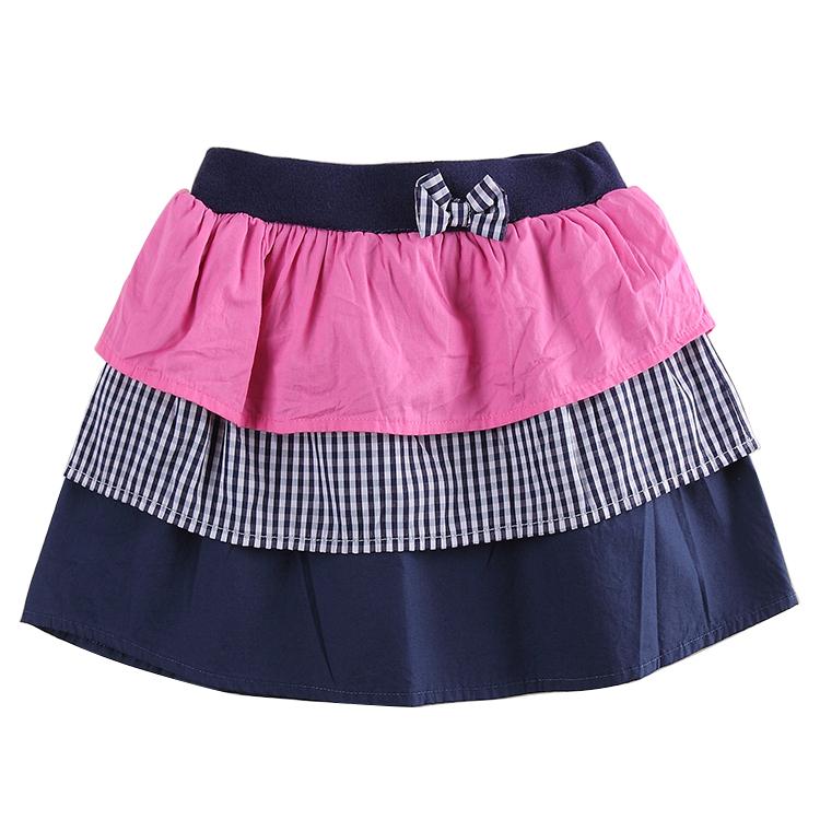 5PCS wholesale nova kids Mini skirts girls nova baby skirts children clothes child skirts kids girls Striped skirts child