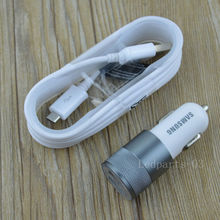 Top Quality 5V 3.1A Dual car charger Micro USB Charger Cable for Samsung Galaxy S7/S6 edge+ S4/3 Note 5/4/2 HTC LG NOKIA SONY(China (Mainland))