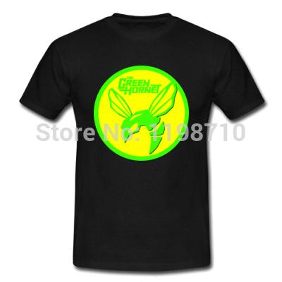 Custom the green hornet logo men 39 s gildan t shirt free for Custom t shirts international shipping