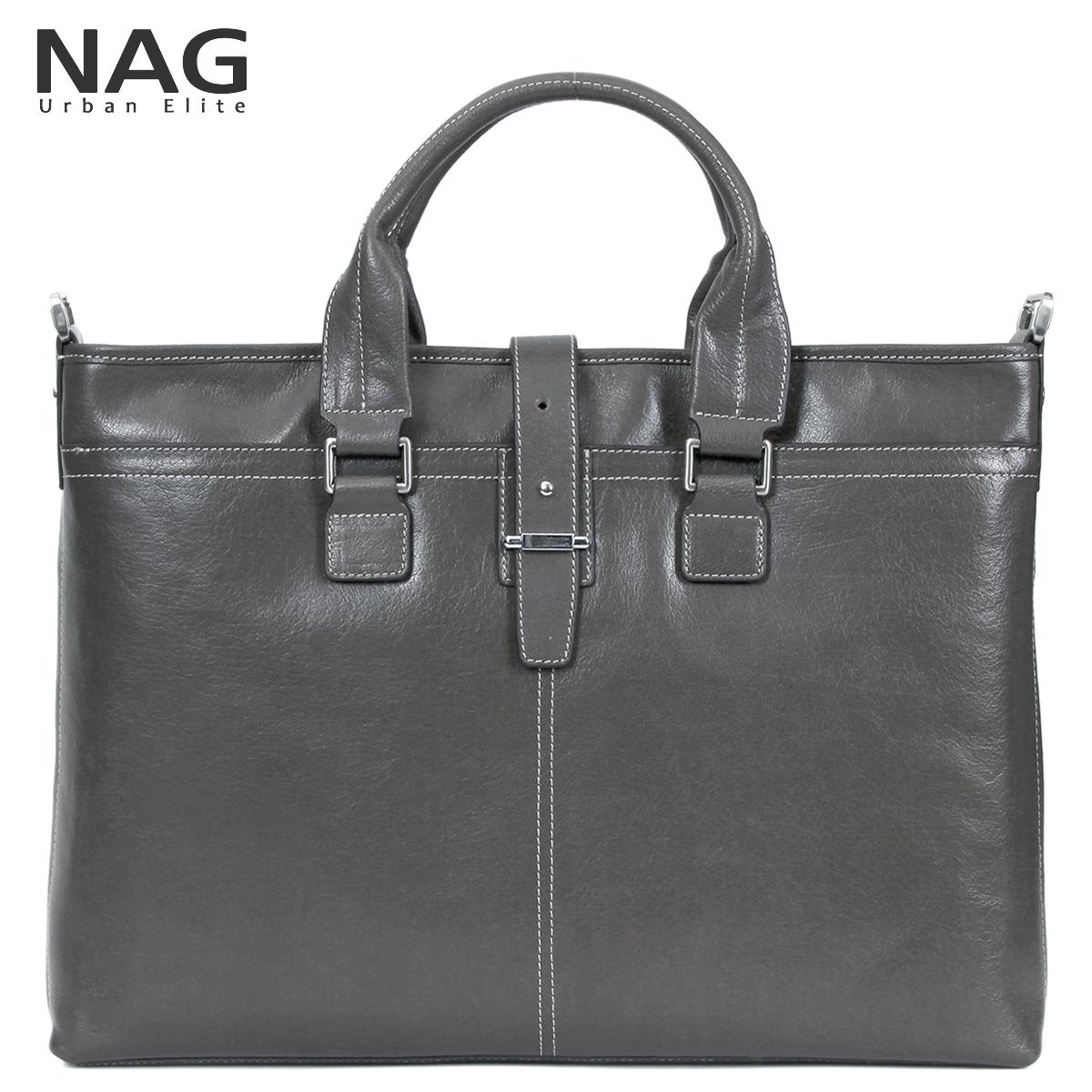 nag bag briefcase fashion business casual shoulder bag