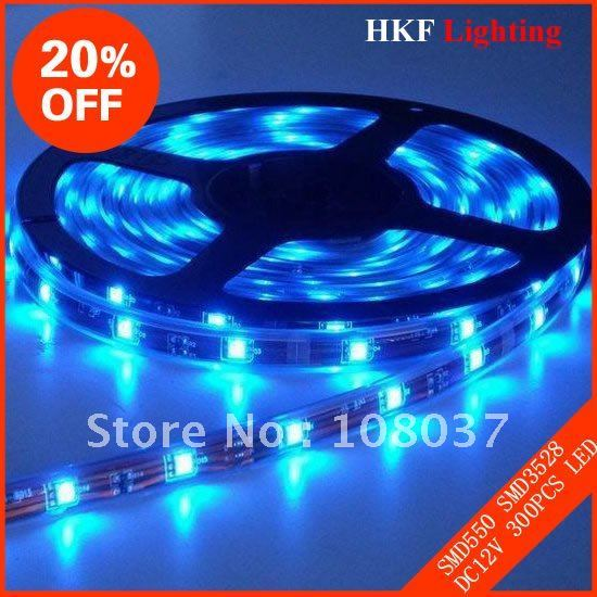 led chip rgb ribbon SMD5050 DC12V 24watts led flexible strip free shipping wholesale