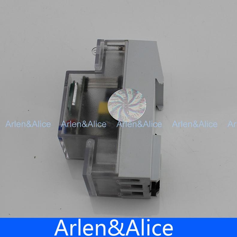 5 65 A 230V 50HZ display voltage current Positive reverse active reactive power Single phase Din
