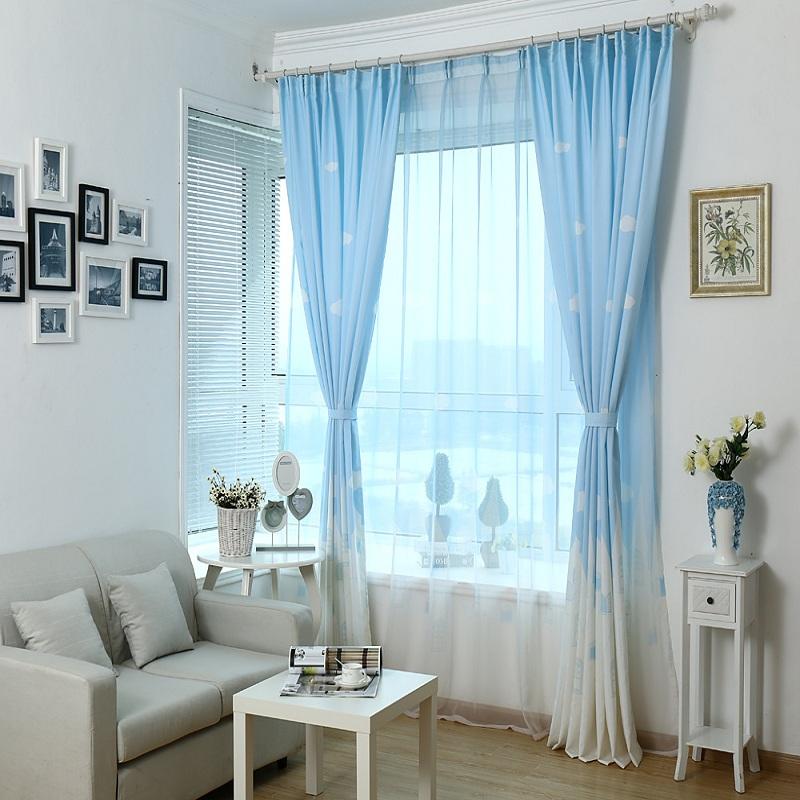 kids decorative curtain sheer tulle windows tulle curtain