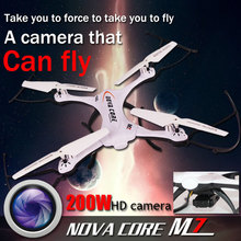 Flying Large Remote Control font b Helicopter b font With HD Camera 4G 4Cer Wifi 4