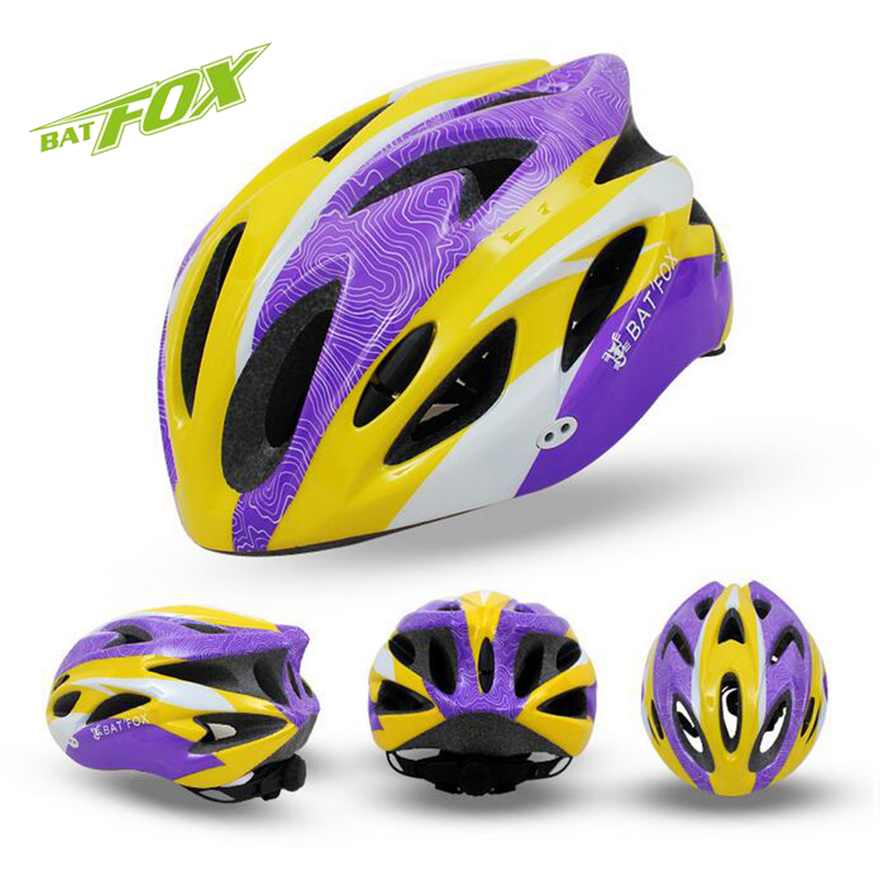 2016 Integrally-molded Mountain Road Bicycle Helmet Visor 220g Mountain MTB Bike Cycling Helmet BMX Helmets kask Casco Ciclismo(China (Mainland))