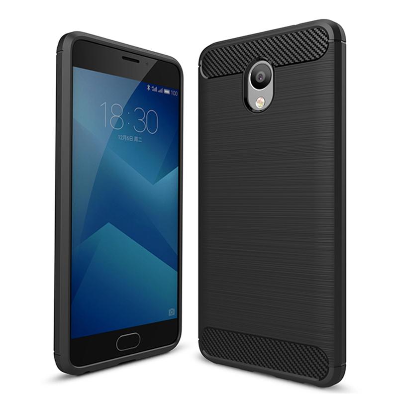 Soft TPU Silicon Case Meizu M5 Note Case Meizu M5S Cover Luxury Hybrid TPU Armor Case Meizu M5 Note Protective Cover