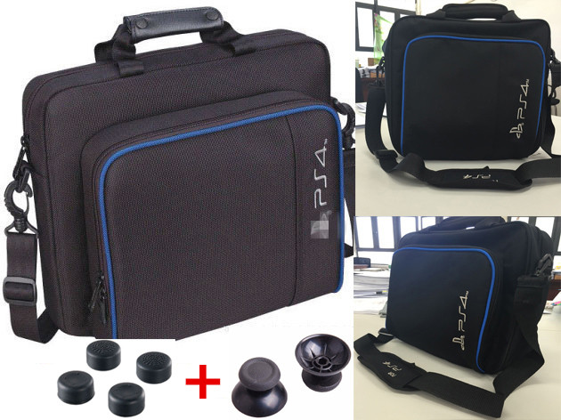Game Accessories For Sony PS4 PS 4 Playstation 4 Console Travel Storag