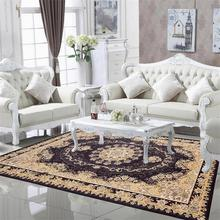 Carpets For Living Room Europe Countryside Bedroom Rugs And Carpets Home Decor Area Rug Coffee Table Floor Mat Study Room Carpet(China (Mainland))