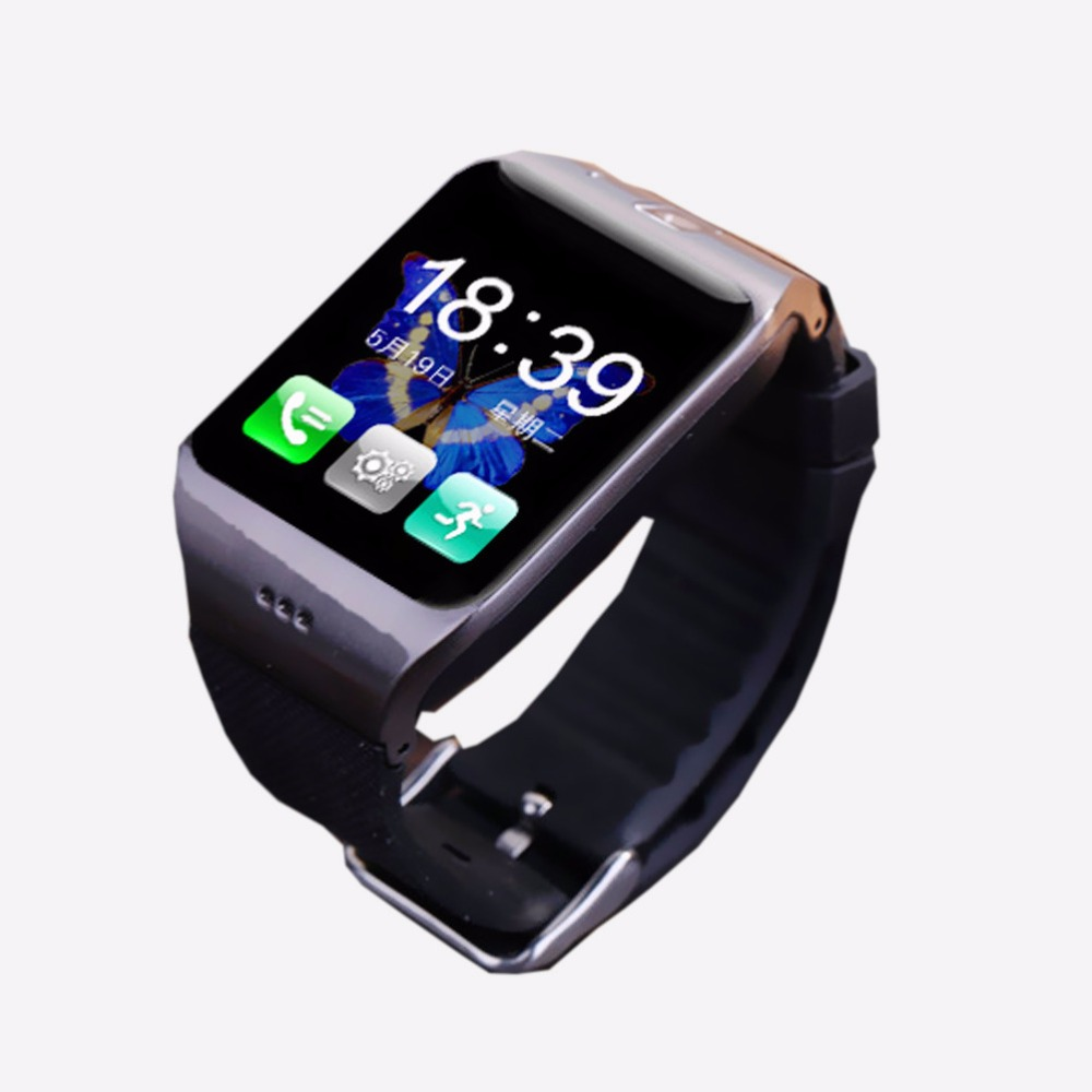 2016 New smartwatch LG118 Bluetooth Smart Watch WristWatch Build-in NFC Camera Support SIM Card HD Screen For Android And IPhone(China (Mainland))