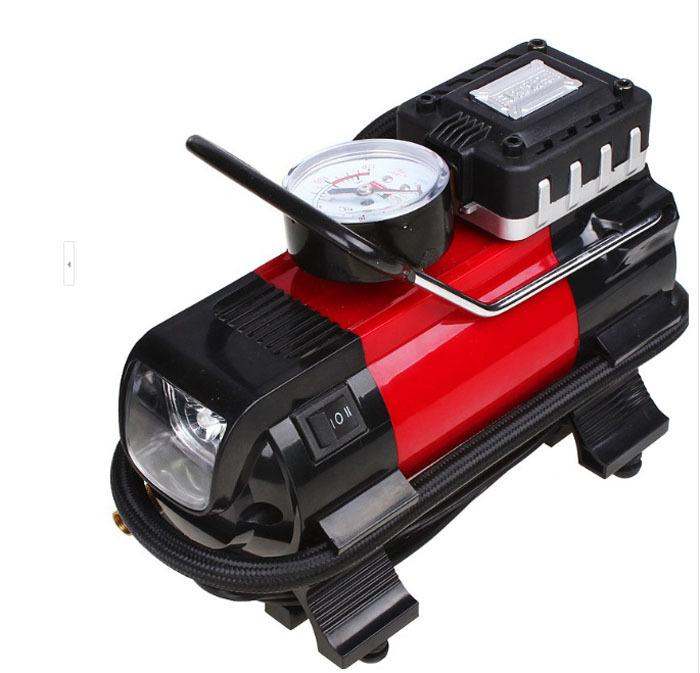 acheter new 12 v portable auto gonfler pneu outil voiture lectrique compresseur. Black Bedroom Furniture Sets. Home Design Ideas
