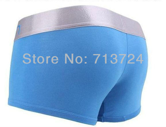 10PCS Hot Fashion Sexy Modal Men s Underwear Boxers Underwear Boxer Shorts Mens High quality Free