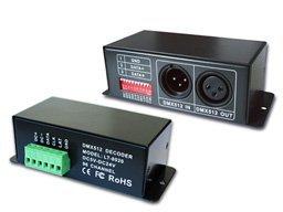 LT-DMX-2801 DMX-SPI Decoder;support WS2801,WS2803 drving IC