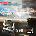 HQ898B 2 4G 4CH 6 Axis RC Quadcopter Drone With Wifi FPV HD Camera Smartphone Gravity