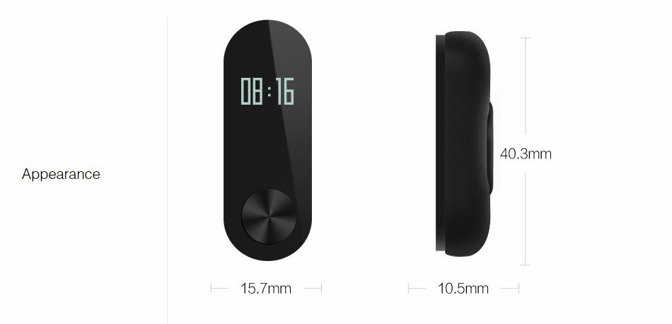 Original Xiaomi Mi Band 2 Miband2 Wristband Bracelet with Smart Heart Rate Fitness Touchpad OLED Screen band2