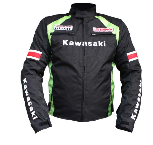 popular kawasaki motorcycle jacketsbuy cheap kawasaki