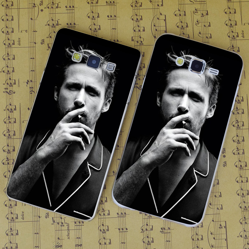 B2097 Laser Technology Ryan Transparent PC Hard Case Cover For Samsung Galaxy J 3 5 7 A 3 5 7 8 9 2016 GRAND 2 PRIME(China (Mainland))