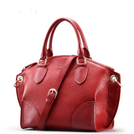 Genuine leather womens handbags shoulder bags high quality brand design luxury tote bags 2016 new fashion trapaze bags <br><br>Aliexpress