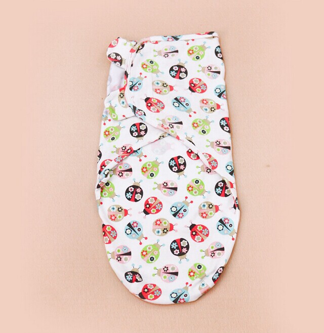 100% cotton newborns baby swaddle blanket envelope babies blanket swaddleme towel cotton sleeping bags,unisex baby wrap blankets(China (Mainland))