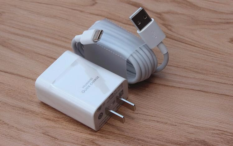 Original Fast Charge for HUAWEI P9 8 Mate 8 honor7 9V/5V 2A QC2.0 Quick Charge adapter+2A USB to Type-C Data Cable &Type C cable