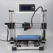 Big print Size Bed  High Precision impressora Prusa i3 DIY 3d Printer kit with 1 Rolls Filament 8GB SD card for Free