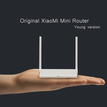 Wireless Xiaomi Mi WiFi Nano Smart Router Youth Edition 802.11n 300Mbps Router US Plug