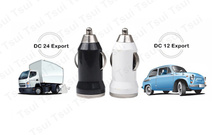 Micro Auto Universal 1 Port USB Car Charger For iPhone 5S samsung S5 iPad 2.1A Mini Car Charger Adapter / Cigar Socket 7 COLOR