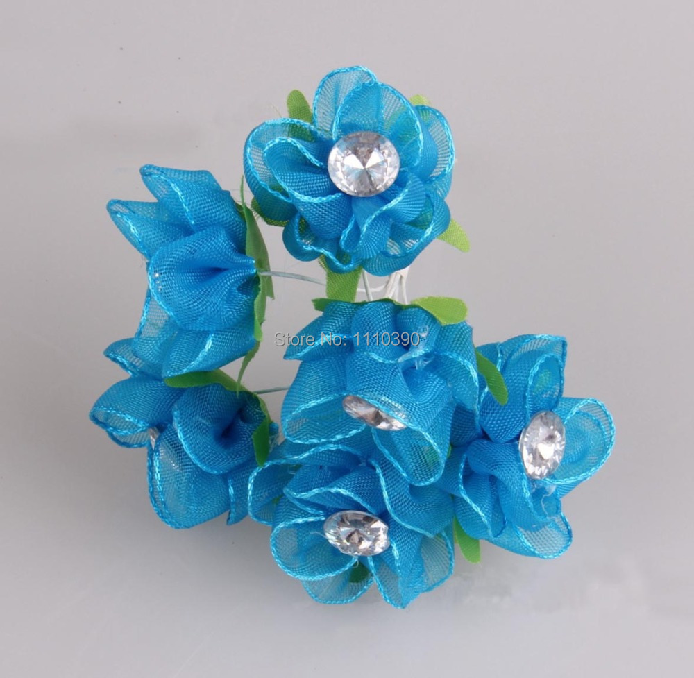 4CM artificial silk rose bouquets wedding flowers bridal Bouquets for diy wrist corsage Garland accessories wedding