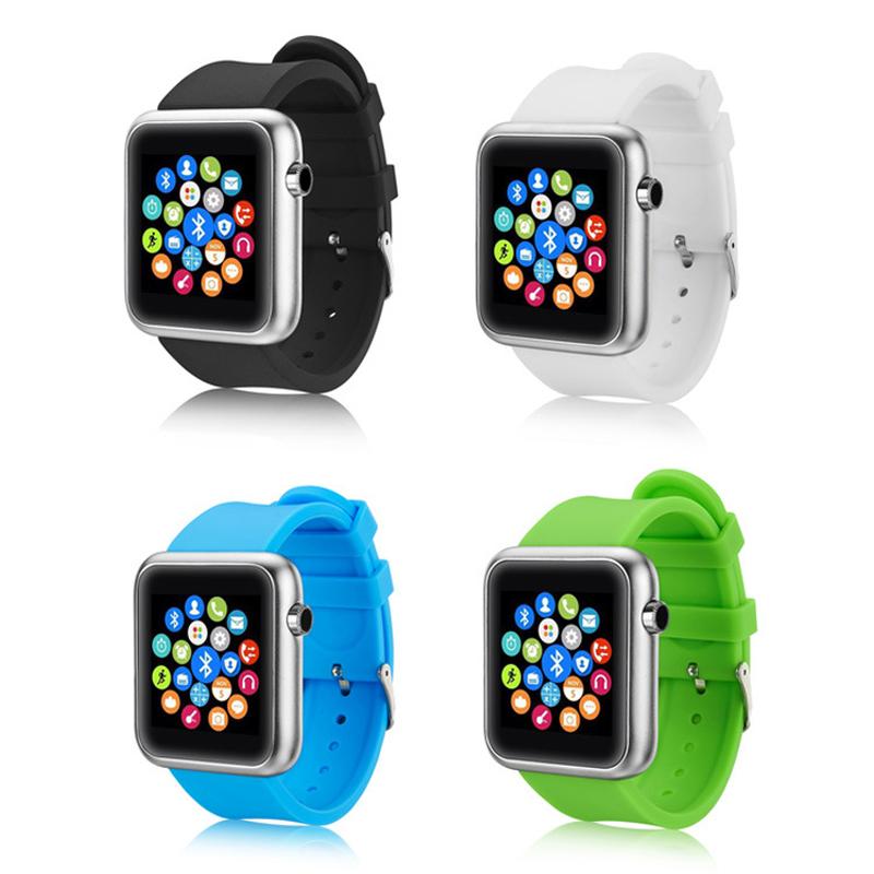 Bluetooth Watch Smart Watch Smartwatch Brand for Apple iPhone IOS Android Phone Intelligent Clock Sport Watch PK GT08 DZ09 F69 U