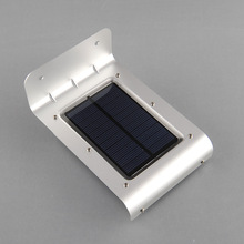 New Generation 16 LED Solar Bright PIR Human Body Motion Sensor Induced Home Security Outdoor Light