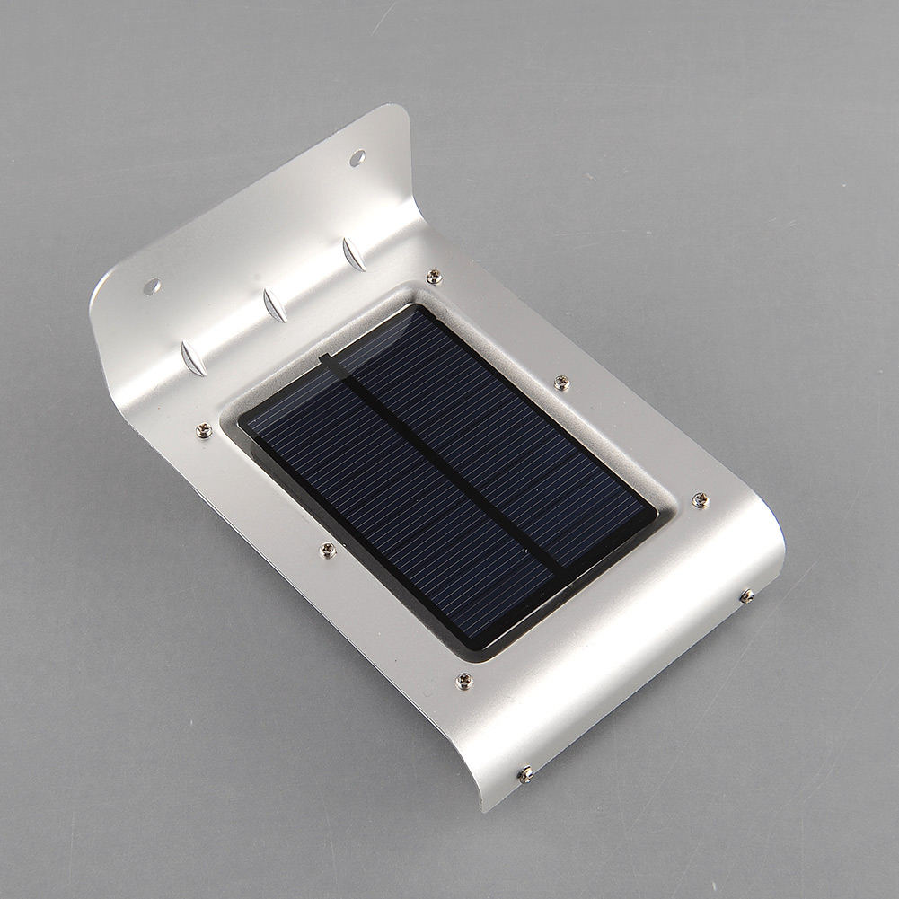New Generation 16 LED Solar Bright PIR Human Body Motion Sensor Induced Home Security Outdoor Light(China (Mainland))