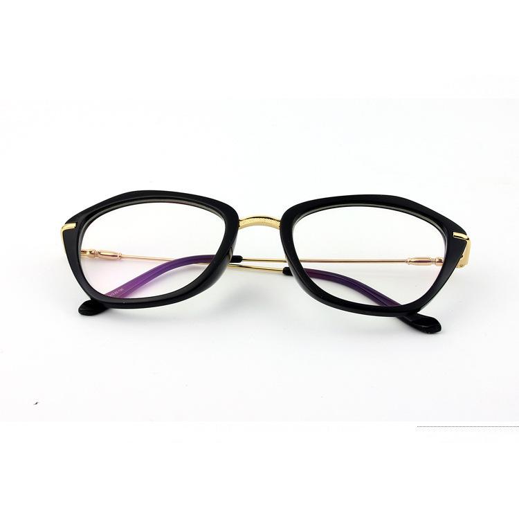 2016 Fashion Eyeglasses Cat Eye Glasses Fashion Women Optical Glasses Frames