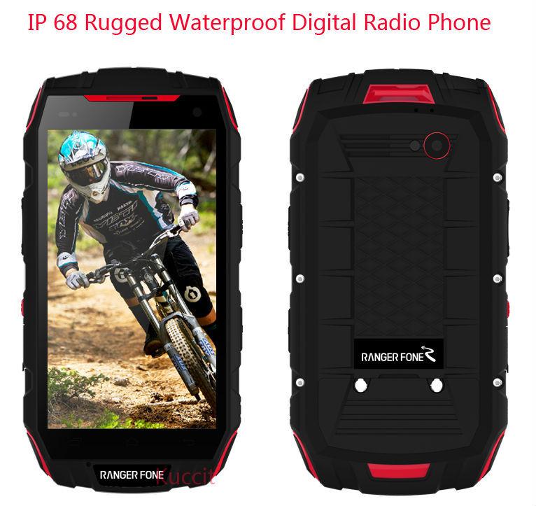 Unlocked rugged phone Android Dual Sim 3G PTT DPMR Digital Radio Walkie talkie waterproof shockproof phone 2GB RAM S19 X8 NFC(China (Mainland))