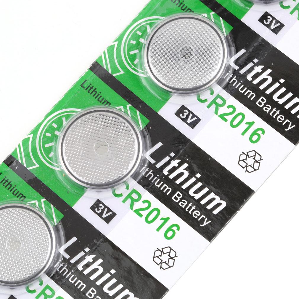 Гаджет  5pcs LM2016 BR2016 2016 Button Cell Coin Battery  CR2016 DL2016 ECR2016Hot New Arrival None Электротехническое оборудование и материалы