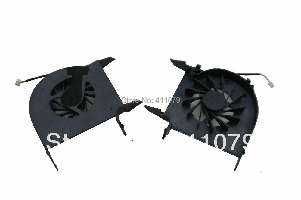 NEW FOR HP Pavilion dv7t-5000 dv7t-3300 dv7t-6000 CTO laptop AMD CPU fan(F537)(China (Mainland))