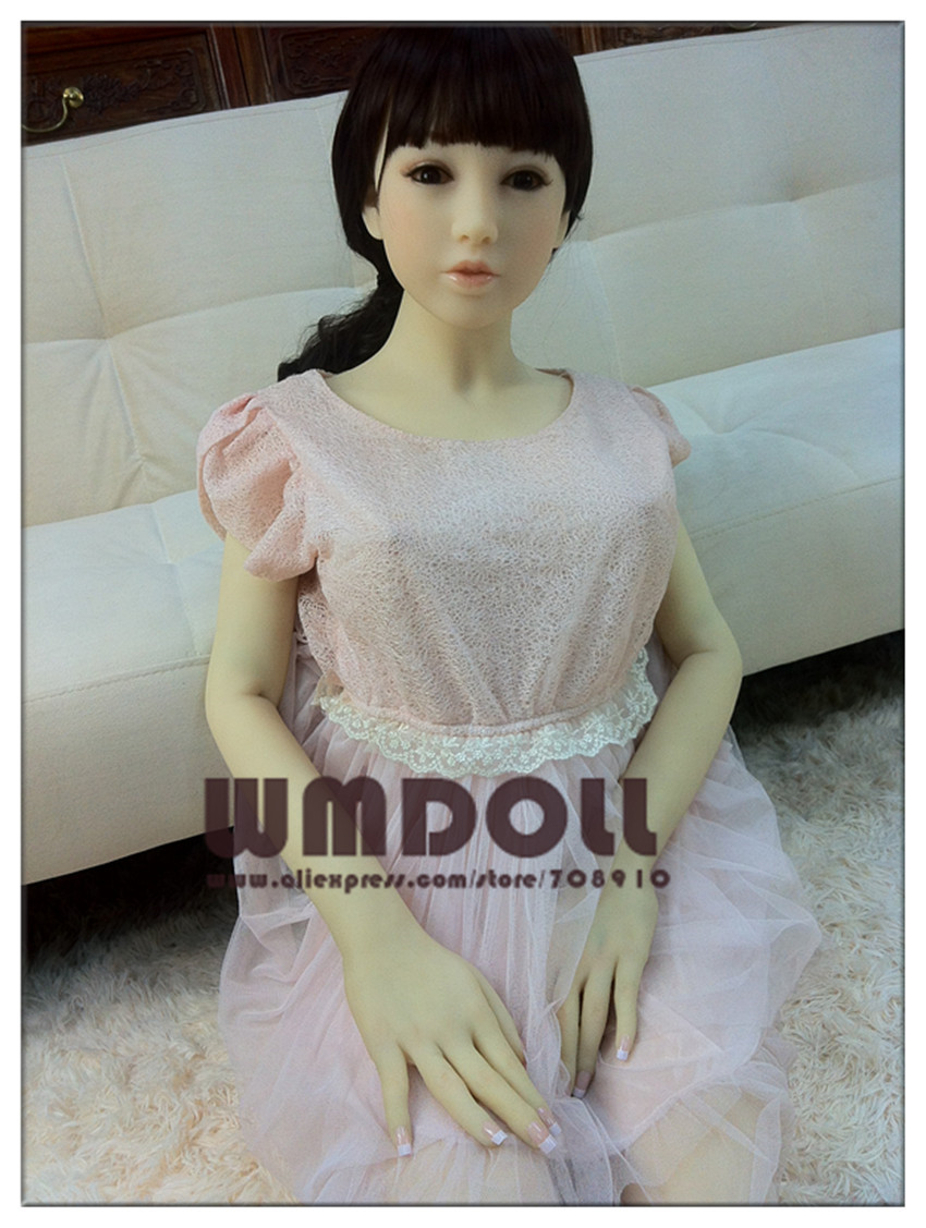 Wholesale cheap 145cm Real life Adult Full Silicone TPE Dolls Free Shiping Real Girl Doll For