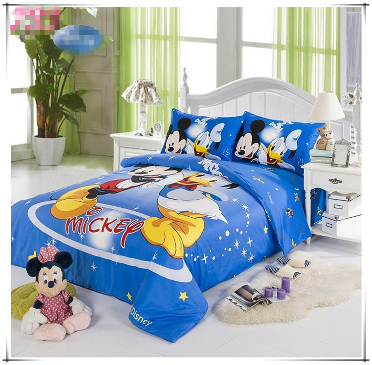 Mickey and Minnie Mouse Bedding sets forter Sets FUll