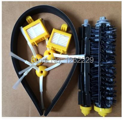 8pcs/lot Replenishment Kit For 700 Series iRobot Roomba 760 770 780 790 Vacuum Cleaner Parts(China (Mainland))