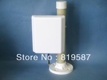 17dBi 2400-2483MHz 2.4GHz antenna Designed for WiFi system, Wireless bridge High gain,Lower VSWR, Signal stability