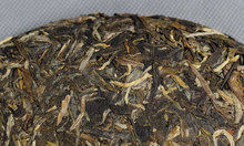 Freeshipping Collect 2014 haiwan black horse cake tea 400g raw cake celerbrate for horse year cake