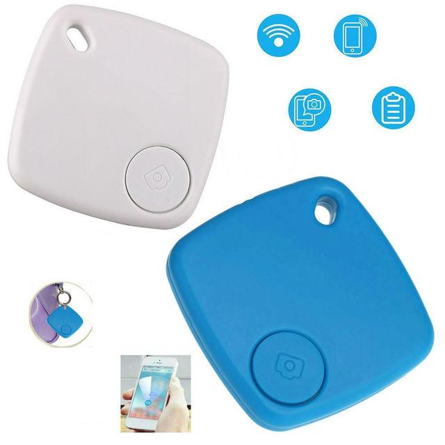 Синийtooth 4.0 Key Finder Анти-потерянный Сигнал Тревоги Мини Искатель Локатор GPS ...