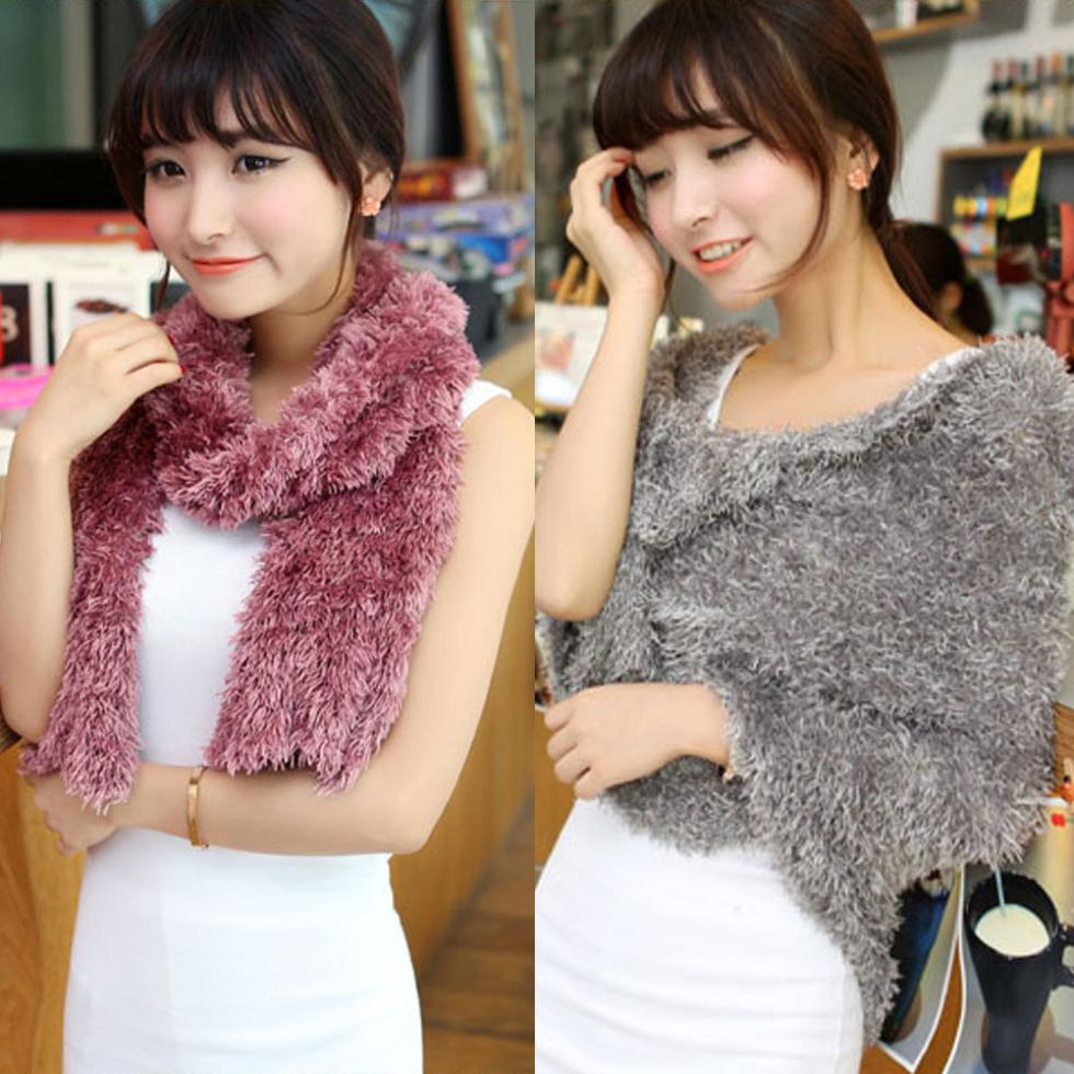 New Best Womens Autumn Winter Soft Charcoal Fiber Magic Scarf Woolly Warm Scarf Shawl Wrap Scarves(China (Mainland))