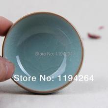 2pc Chinese Longquan Celadon Pinming Cup Tea Cups 50ml Kung Fu Tea Set FREE SHIPPING