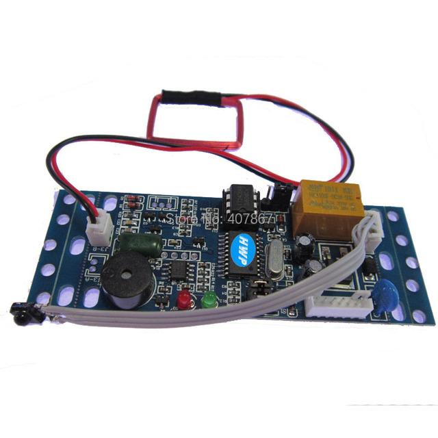 Rfid EM / ID incorporado controle de acesso porta de proximidade RFID porta sistema de controle de construção do módulo