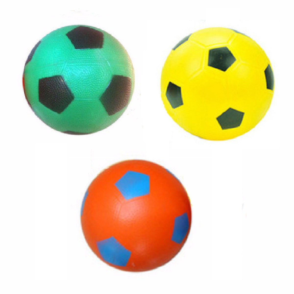 8-12cm Inflatable Football Basketball Beach Swimming Pool Soccer Ball Holiday Party Game Kids Toy Gift For Children Plastic Ball(China (Mainland))