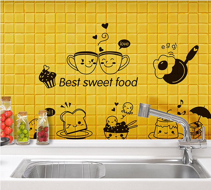 Bread posters reviews online shopping bread posters for Best brand of paint for kitchen cabinets with metal disc wall art
