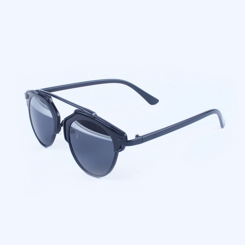 Vintage Metal Frame Glasses : Vintage Metal frame Sunglasses Women Brand New Designer ...