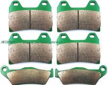 Buy Disc Brake Pads Set MOTO GUZZI GRISO: 1100 2005 2006 2007 2008/ 850 2007 &up/ SE 1200 8V 2007 2008 2009 2010 2011 2012 2013 for $6.82 in AliExpress store
